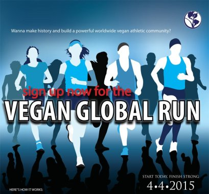 Vegan Global Run
